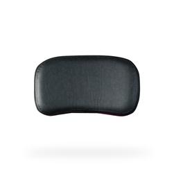 Opěrka hlavy 11° pro WS Classic, výškově nastavitelná, koženka, černá