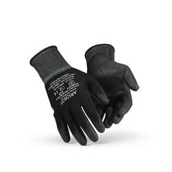Rukavice ARIOSO PALM BLACK S/6, 10 párů