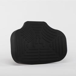 Opěradlo polyuretanové, černé