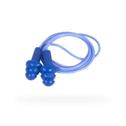 Zátky do uší JACKSON SAFETY H20 spojené šňůrkou, opakované použití, s kovem, 4 x 100 párů