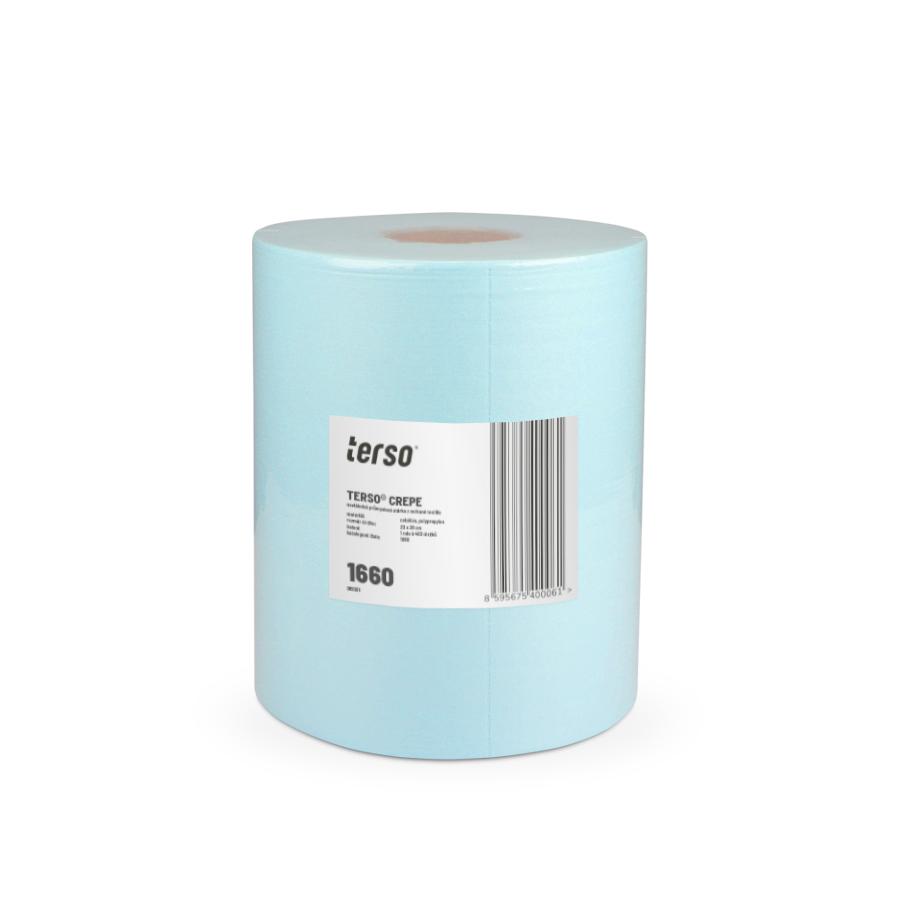 Netkané utěrky TERSO® Crepe | 1 x 400 útržků