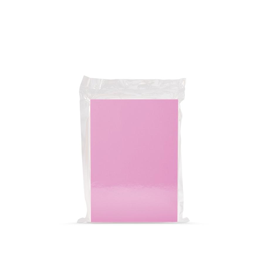Papír ARIOSO Cleanroom paper A4, barva růžová, 250 ks v bal.