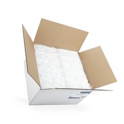 Netkané utěrky ARIOSO® TaraCrepe White | 10 x 50 utěrek