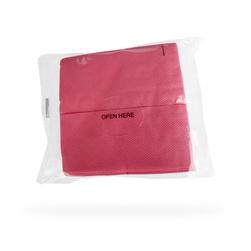 Netkané utěrky ARIOSO® TaraColor 80 červená | 10 x 30 utěrek