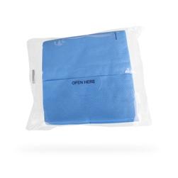 Netkané utěrky ARIOSO® TaraColor 80 modrá | 10 x 30 utěrek
