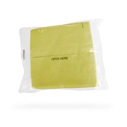 Netkané utěrky ARIOSO® TaraColor 80 žlutá | 10 x 30 utěrek