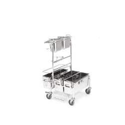 Úklidový vozík PurMop 2.0 ERGO-S 230