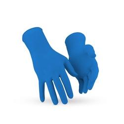 Rukavice KleenGuard* G29, neoprén/nitril, modré, vel. M, 50 ks