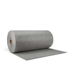Sorpční koberec TERSO SORB Uni SMS80, role 80 cm x 40 m, šedá