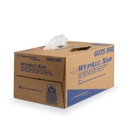 Netkané utěrky WypAll® X60 | 1 x 200 utěrek