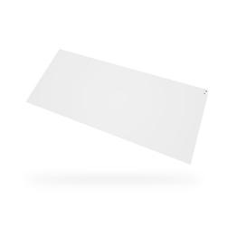 Strhávací rohož ARIOSO STICKY MAT |  60 x 115 cm, 30 listů, bílá