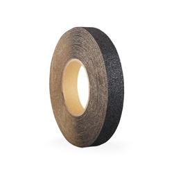 Páska GRIPFOOT, 25 mm x 18,3 m, černá, protiskluzová