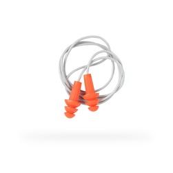 Zátky do uší JACKSON SAFETY H20 opakované použití, 4 x 100 párů