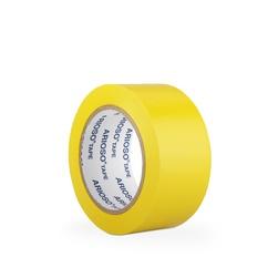 Páska ARIOSO TAPE 50 mm x 33 m, žlutá, vyznačovací