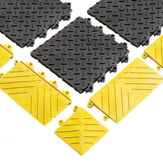 Rohož 621 Diamond Flex, modul 30 x 30 cm, černá
