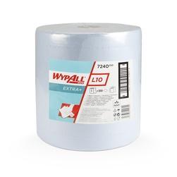 Papírové utěrky WypAll L10 EXTRA+ modrá | 1 x 1000 útržků