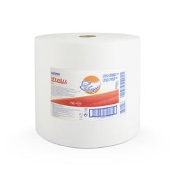 Papírové utěrky WypAll L40 bílá | 1 x 750 útržků