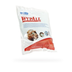 Vlhčené čisticí utěrky WypAll    6 x 75 útržků
