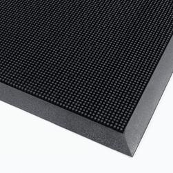 Rohož FINGERTIP NT, 0,9 x 1,8 m, černá