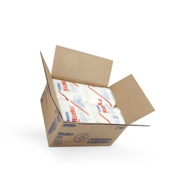 Netkané utěrky WypAll® X80 | 4 x 50 utěrek