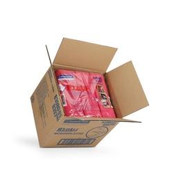 Netkané utěrky WypAll® Microfiber červená | 4 x 6 utěrek