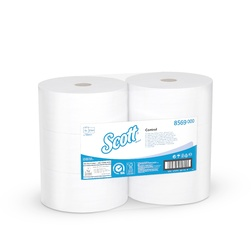 Toaletní papír Scott Control Centerfeed | 6 x 1 280 útržků