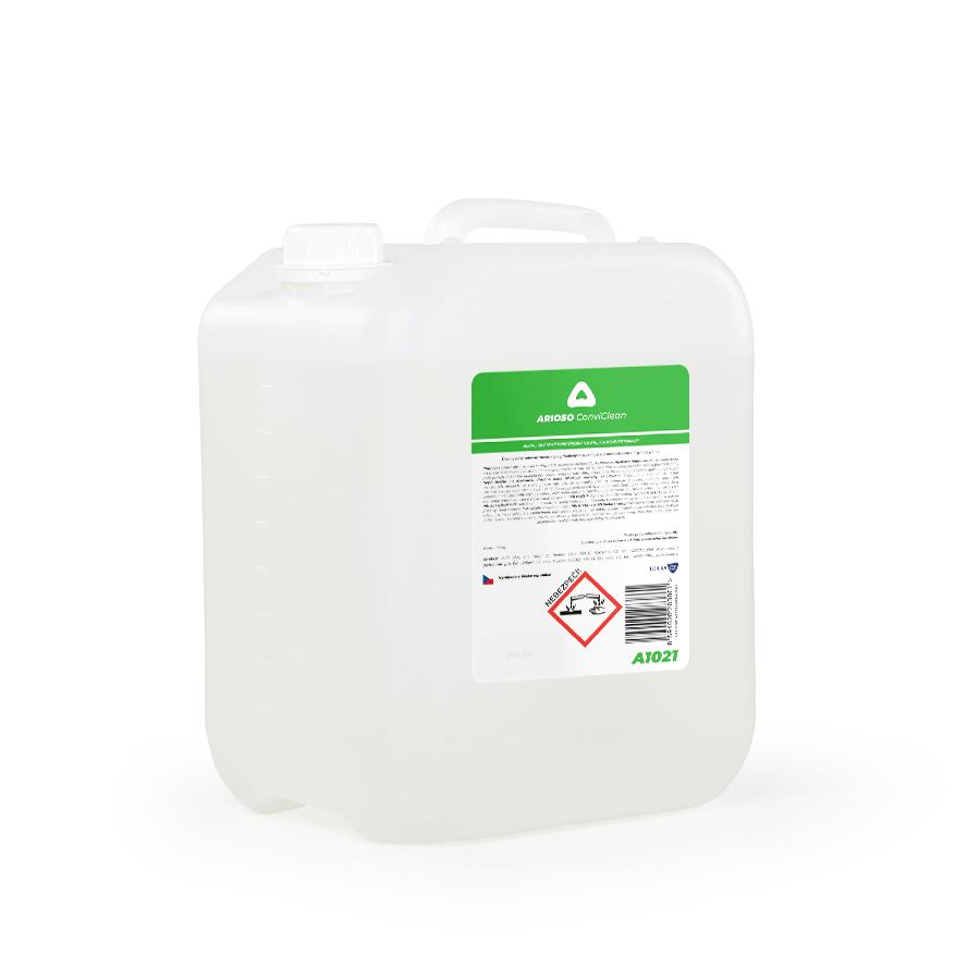 Prostředek čisticí ARIOSO ConviClean pro odstranění připálenin, 10 kg