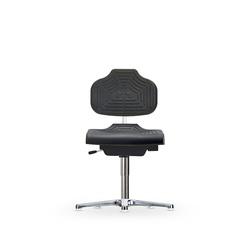 Židle CLASSIC WS 1210 GMP, polyuretanová, s kluzáky