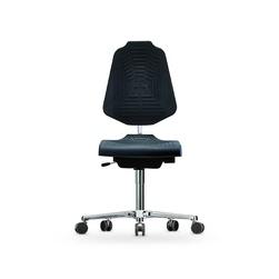 Židle CLASSIC WS 1220 E XL GMP, polyuretanová, s kolečky