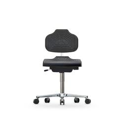 Židle CLASSIC WS 1220 GMP, polyuretanová, s kolečky
