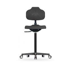 Židle ECONOLINE WS 2211.20 PUR, se sitz-stop kolečky, bez nožní podpory