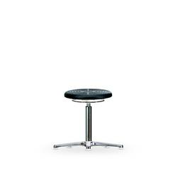 Stolička WS 3010 PU, polyuretanová, s kluzáky