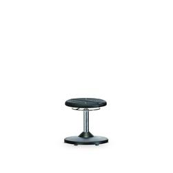 Stolička WS 3610 PU, polyuretanová montážní stolička s popruhem