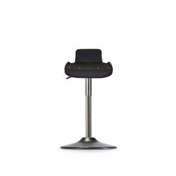 Opora pro stání  WS 4211 T ESD, polyuretanová, s kruhovým podstavcem,  vysoká