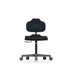 Židle BASIC WS 7220, polyuretanová, s kolečky