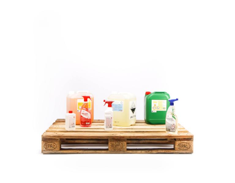 Čistící a dezinfekční prostředky