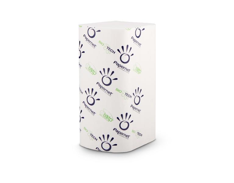 Papírové ručníky skládané