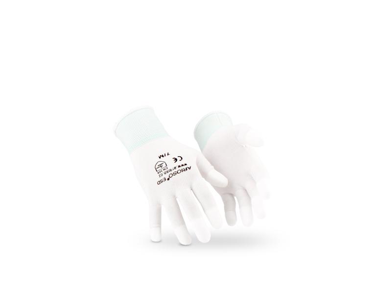 Mechanicky odolné rukavice